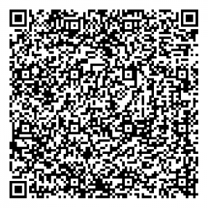 QR Code contact us information