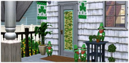 St patricks day set 1 1 games4theworld downloads for Sims 3 store torrent