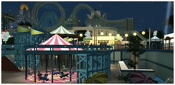 Boardwalk set 5 games4theworld downloads for Sims 3 store torrent