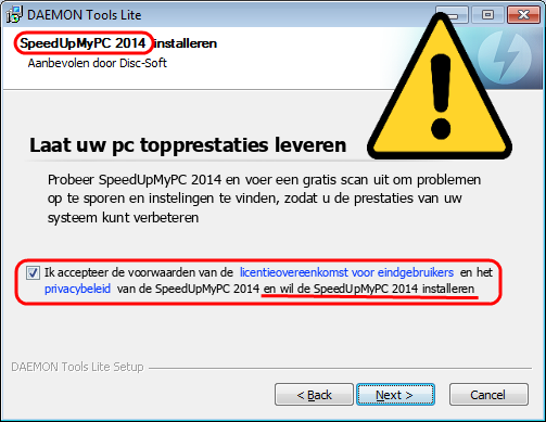 How to prevent crapware: even more free crap in your face